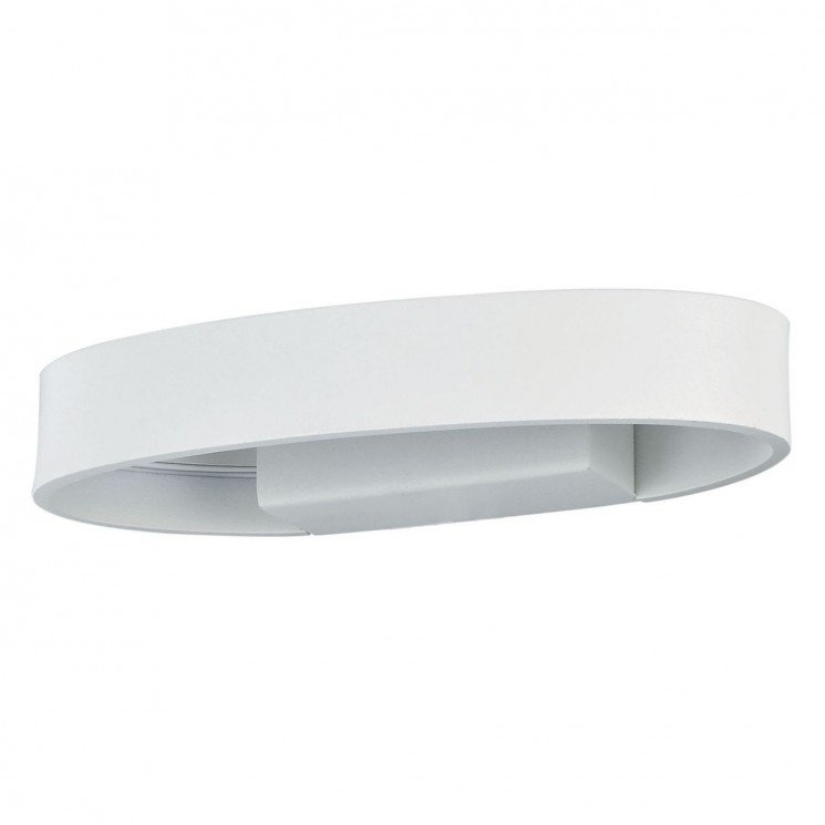 Бра Ideal Lux Zed AP1 Oval Bianco